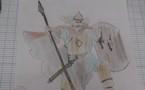La bataille l'Alésia en CE2/CM1