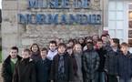 Sortie au Musée de Normandie