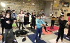 Qi gong en CM1/CM2