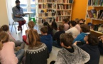 Première sortie à la bibliothèque de Ouistreham