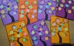 Nos arbres de vie à la manière de Klimt