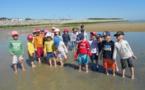 Sortie à la plage  pour les MS