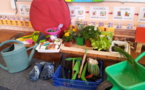 Jardinons à l'école !